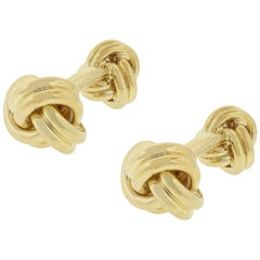 Tiffany & Co. Knot Men's Cufflinks