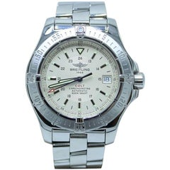 Breitling Colt Automatic A17380 Stainless Steel Watch