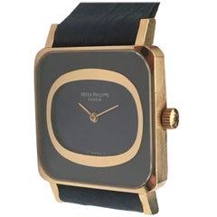 Patek Philippe 18 Karat Yellow Gold Ellipse Wristwatch, circa 1970s