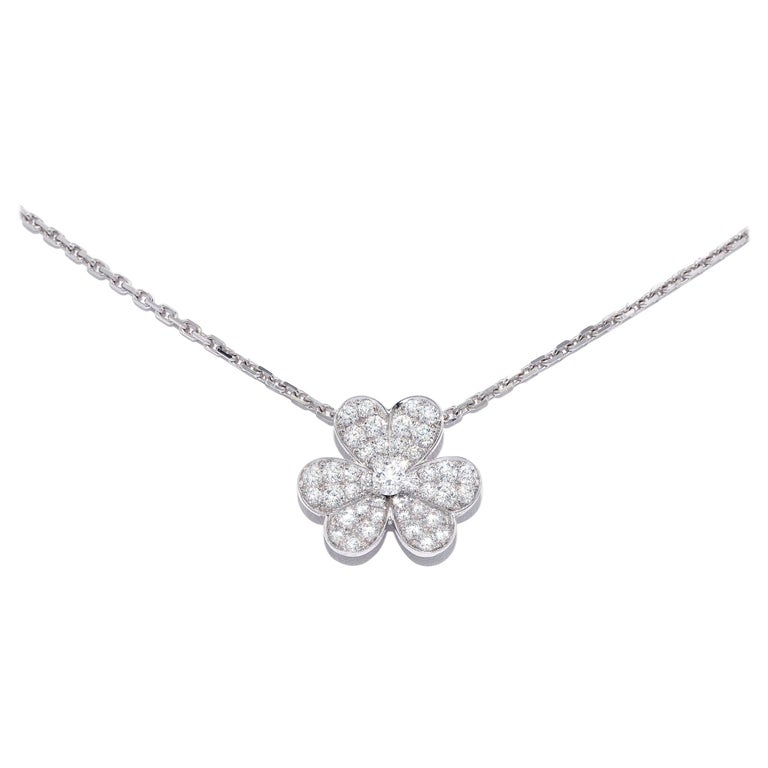 Van Cleef & Arpels Frivole Pendant, Small Model