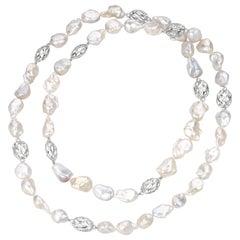 Baroque Beaded Necklaces
