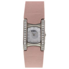 Certified 2000 Ebel Beluga 42555079 Mother-of-Pearl Dial