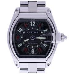 2012 Cartier Roadster Automatic Las Vegas 2510 Black Dial