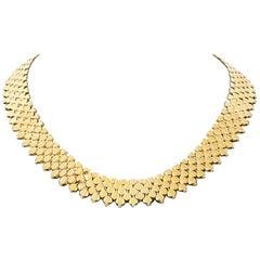 Victorian Gold Collar