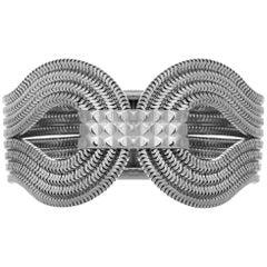 Gagarin Bracelet, Platinum on Brass