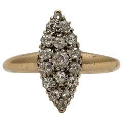 Art Nouveau Rings