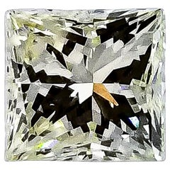GIA Certified 1.03 Carat Rectangular Modified Brilliant Diamond