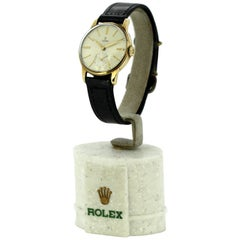 Vintage Rolex Tudor, Manual Winding 9 Karat Yellow Gold