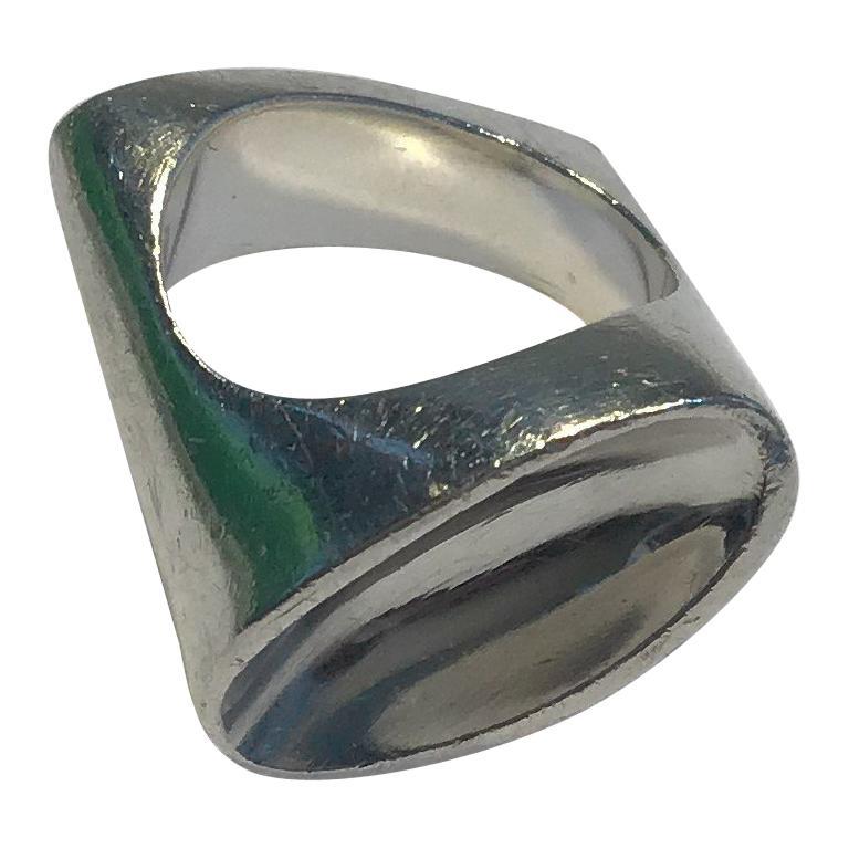 Georg Jensen Sterling Silver Torun Ring No 149