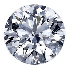 GIA Certified 11.42 Carat Round Brilliant H/VS1 Loose Diamond