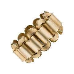Victorian Gold Link Bracelet