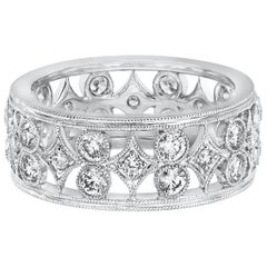 1.18 Carat Diamond Fashion Band Ring