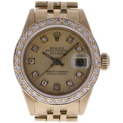Certified 1979 Rolex Datejust 6917 Champagne Dial