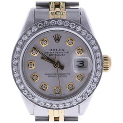 Certified 1982 Rolex Datejust 6917 Silver Dial