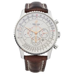 Breitling Montbrillant Stainless Steel A41370
