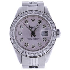 Rolex Datejust 6917 26 mm Pink Dial