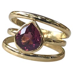 Minka Gems, Spinel and Yellow Gold Ring