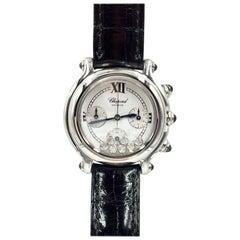 Chopard Happy Sport Stainless Steel Quartz Watch