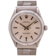Rolex Oyster Perpetual Ref 1002 Chronometer, circa 1971