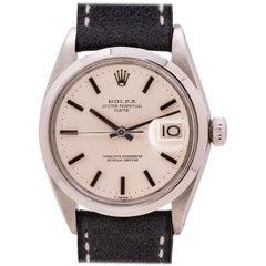 Rolex Oyster Perpetual Date Ref 1500, circa 1968