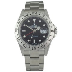 Rolex Explorer II 16570 OPD Stainless Steel Men's Automatic Watch