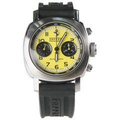 Panerai Ferrari Granturismo Chronograph Men's Automatic Watch Model FER00011