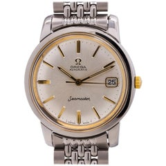 Omega SS Seamaster Stainless Steel, circa 1966