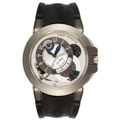 Harry Winston Ocean Collection Project Z6 Alarm Limited Edition OCEMAL44ZZ002