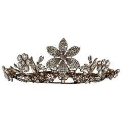 Original Antique Tiara