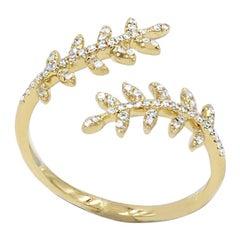 .31 Carat Diamond 14 Karat Yellow Fashion Ring