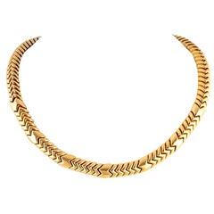 Bvlgari Spiga Necklace