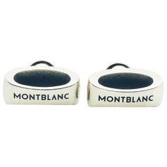 Montblanc Sterling 925 Silver Cufflinks