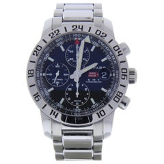 Chopard Mille Miglia 15/8992 With 8.0 in. Band & Black Dial