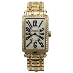 Roger Dubuis Much More Ladies Watch M22 18K Rose Gold Diamond Bezel Box & Papers