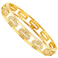 Bvlgari Parentesi Bangle Bracelet