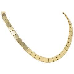 Tiffany & Co. Italy 18 Karat Gold Necklace, circa 2002