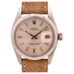 Rolex Stainless Steel Oyster Perpetual Date Ref# 1500, circa 1970