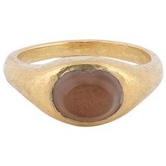 Agate Fashion Rings