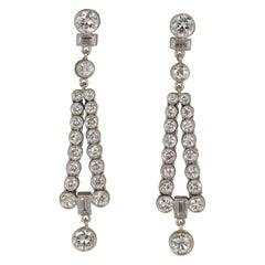 1920-1929 Drop Earrings
