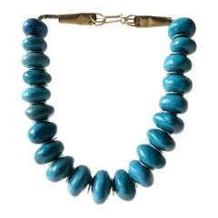 Doyle Lane Original Vintage 1970s Handmade Necklace