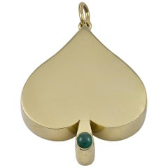 Aldo Cipullo Cartier Gold Spade