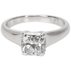 Tiffany & Co. Lucida Diamond Engagement Ring in Platinum 1.50 Carat