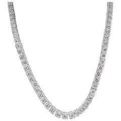 Platinum Chain Necklaces