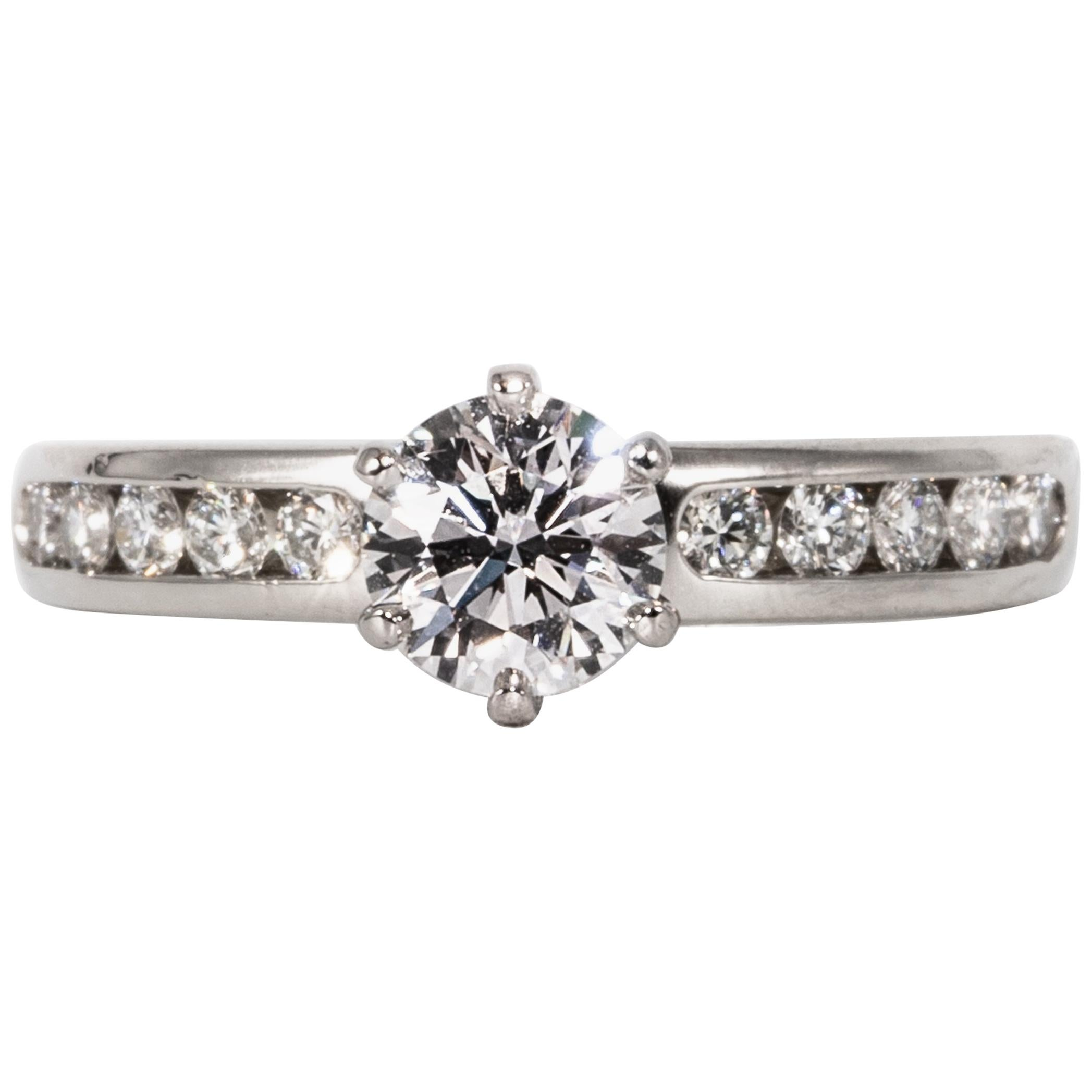 Tiffany Co Engagement Rings 288 For Sale At 1stdibs