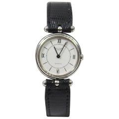 Van Cleef & Arpels Stainless Steel Vintage Ladies Watch