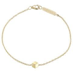 18 Karat Yellow Gold Handmade Natalie Bracelet