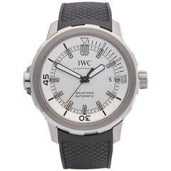 2014 IWC Aquatimer Stainless Steel IW329003 Wristwatch