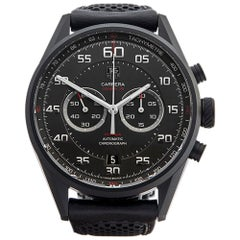 2015 Tag Heuer Grand Carrera Flyback Chronograph Other CAR2B80.FC6325 Wristwatch