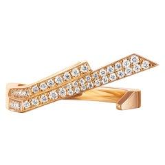 Mini Stellar Diamond Ray Ring