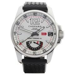 2010's Chopard Mille Miglia GT XL Stainless Steel 8997 Wristwatch